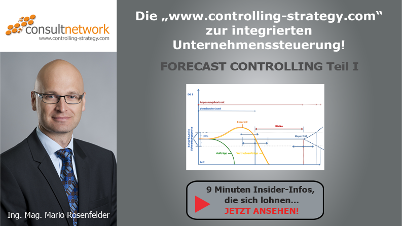 Video Forecast Controlling